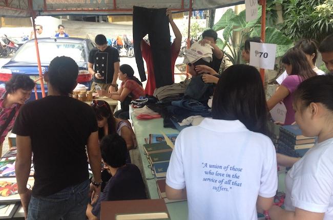 Theosophical Flea Market