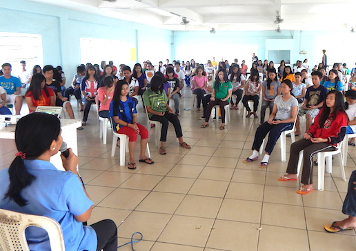 Golden Link youth camp 2014