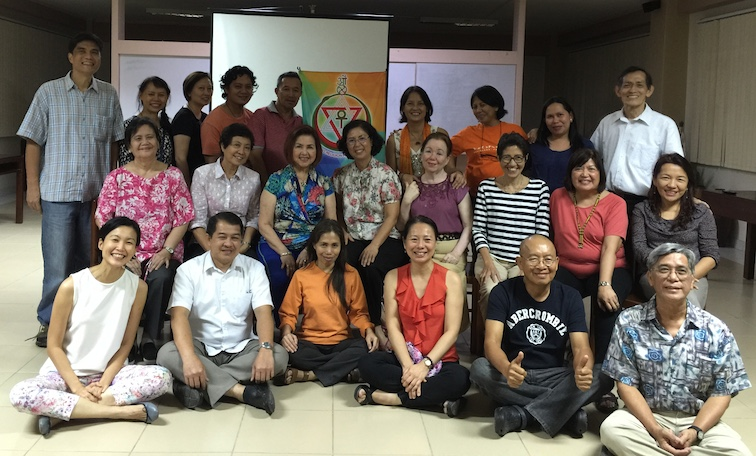2015 Self-Transformation Facilitators Training