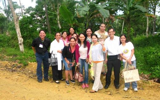 Bohol GLC site