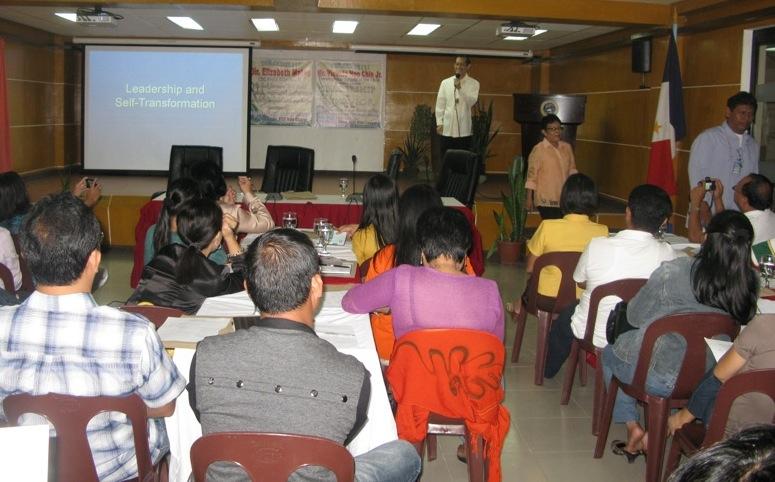 Bohol leadership seminar