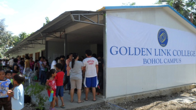 Golden Link College Bohol