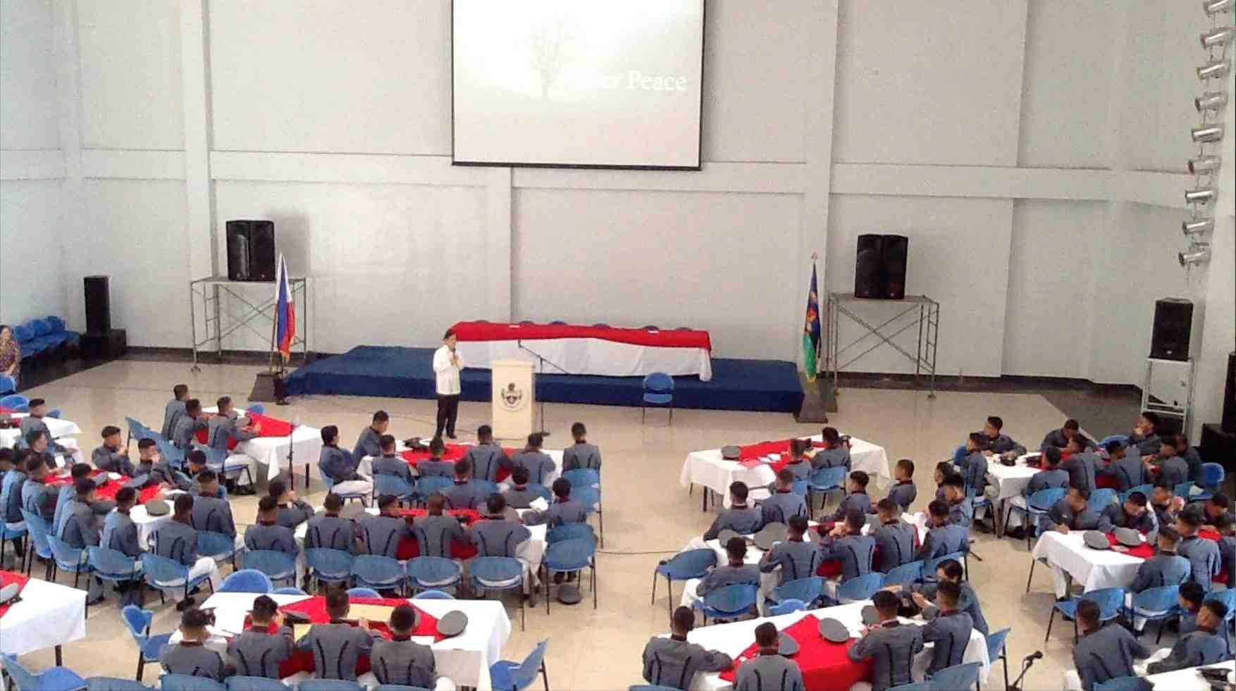 TS Seminar for Military