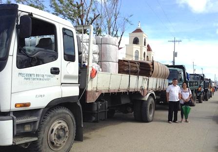 Haiyan Relief Goods