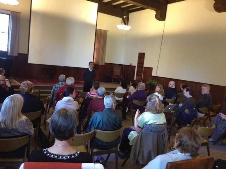 Theosophical Seminar Krotona