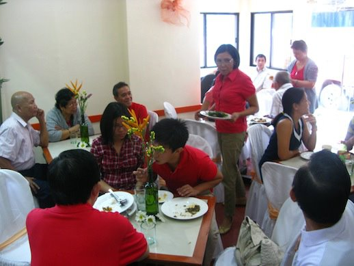 TS Vegetarian Restaurant